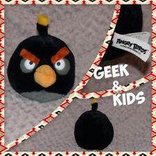 Peluche Angry Birds Noir - 20cm - Ref C31B