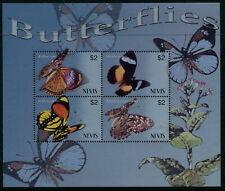 NEVIS - 2003 'BUTTERFLIES' Miniature Sheet MNH [C0556]