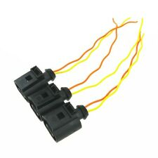 1J0973702 Electrical Harness 2 Pin Connector Plug Wiring for VW Jetta Golf Audi