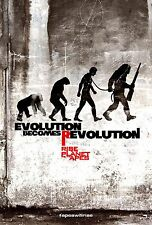 RISE OF THE PLANET OF THE APES POSTER A4 A3 A2 A1 CINEMA MOVIE LARGE FORMAT #2