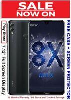 "Huawei Honor 8X Max 128GB + 6GB RAM Full Screen 7.12"" Snapdragon 660 Dolby Atmos"