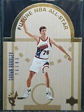 SHAWN BRADLEY 1993/94 UPPER DECK SE FUTURE NBA ALL STAR DIE-CUT CARD #E14 NMT