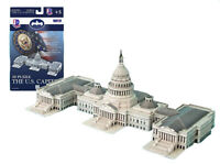 Daron US Capitol Building 3D Puzzle, 132 Pieces