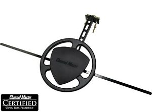 Channel Master Omni+ 50 Mile Omnidirectional Outdoor TV Antenna VHF UHF CM3011HD