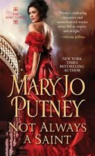 Putney, Mary Jo, Not Always a Saint (Lost Lords), Very Good Book