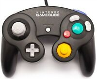 Official Nintendo Gamecube Wired Controller  OEM - Black