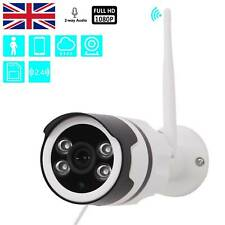 Wireless WIFI IP Camera 1080P HD Network Cam CCTV In/Outdoor Security Camera