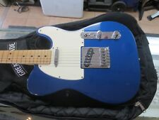 Fender Telecaster Special Edition Navy Blue Metalic 2003 Made In Mexico W/Soft C