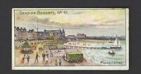 WILLS - SEASIDE RESORTS (WESTWARD HO) - #41 MORECAMBE