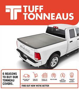 Tuff 'No Drill' Clip On 2.0 Tonneau Cover For Ram 1500 Express Quad Cab