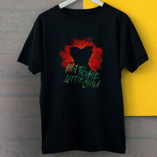 Big Trouble In Little China Movie Retro Inspired New Black Tees T-Shirt S-3XL