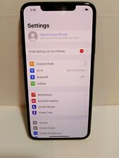 Apple iPhone 11 Pro Max 64GB Space Gray A2161 AT&T & Cricket ONLY