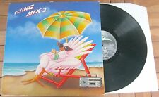 FLYING MIX 3 (1983) LP VINYL ALBUM - Zanza Records ‎– ZR 0305