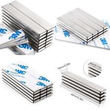 Lovimag Powerful Neodymium Bar Magnets Rare Earth Metal Neodymium Magnet 60 X