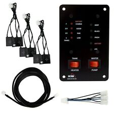 RV Water Tank Monitor Maintenance System Kit with Probeless Adhesive Sensors