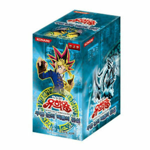 "Yugioh Cards ""Legend of Blue Eyes White Dragon"" LOB-K Booster Box / Korean Ver"
