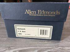 Allen Edmonds Kenilworth Dress Shoe 8E Black. In very Good condition.