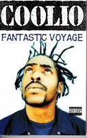 Coolio Fantastic Voyage 1994 Cassette Tape Maxi Single Rap Hiphop
