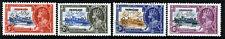 More details for swaziland kg v 1935 silver jubilee set perforated specimen sg 21 to sg 24 mint