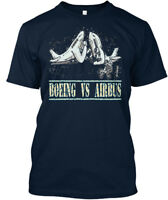 Boeing Vs Airbus T - Premium Tee T-Shirt