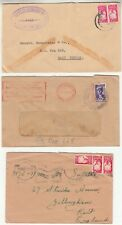 South Africa: Collection of 11 WW2 Covers