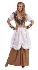 Falda Medieval Fair Lady Renacimiento Vestido de fantasía