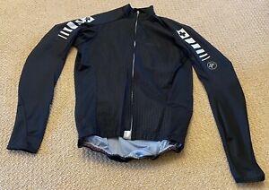 Assos EVO Intermediate Long Sleeve Lightweight Jacket Black – Size M