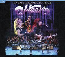 Heart - Live At The Royal Albert Hall With Royal Philharmonic Orchestra [New Blu