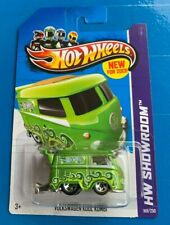 2013 Hot Wheels Volkswagen Kool Kombi  HW Showroom