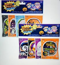 12 HALLOWEEN Wack-a-Pack Mini Balloons - whack the bag to inflate them!