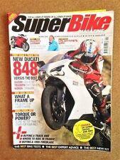 April Superbike Monthly Transportation Magazines