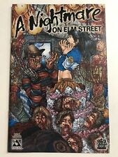 Nightmare On Elm Street Special #1 Gore Edition Variant Avatar 2005 VF/NM