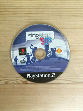 SingStar 90s for PS2 *Disc Only*