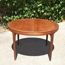 MSE MOBLER TABLE DESIGN SCANDINAVE DANEMARK DENMARK EN TECK VERS 1960