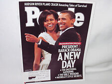 PEOPLE MAGAZINE FEB 2009 BARACK OBAMA A NEW DAY INAUGURATION SPECIAL ISSUE 128pp