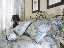 Toile De Jouy Antique Blue Bed Linen and Coordinates