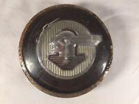 Vintage Classic Pontiac Indian Head Badge Emblem