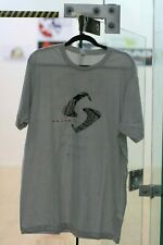 Racquetball Tournament T-Shirt Light Grey Cotton Shirt with Gearbox Wrt. Mens Xl