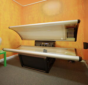 Tan America VIP 322 Commercial Tanning Bed