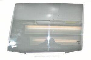 11 12 13 Toyota Highlander Window Glass Left Driver Rear Door