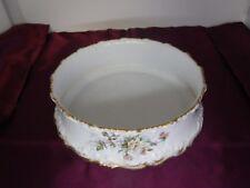 Antique Porcelain Jardinière Centerpiece Bowl T&V Tressemann & Vogt 1895 France
