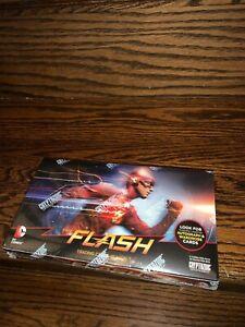2016 Cryptozoic The Flash Season 1 Factory Sealed Trading Card HOBBY Box
