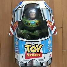 Rare Materu Company Disney Lures Buzz Light Year Figure Toy Story From JAPAN F/S