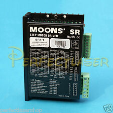 MOONS' SR4H 2 Phase 1A-4.5A Micro Stepper Driver Step Motor for CNC Router
