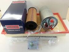 VW Golf MK IV 1.9 SDi TDi Oil Air Fuel Cabin Filter Service Kit Sump Plug