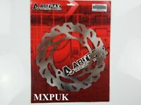 KX250 1992 REAR BRAKE DISC FROM ARTRAX 1992 KX 250 MXPUK KAWASAKI (672)