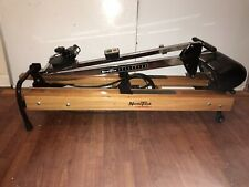 NORDICTRACK - Nordic Track EXCEL Skier Ski MACHINE With Monitor Manual & VHS