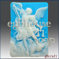 "You are buying a soap - ""The Archangel Michael"" handmade Scented soap"