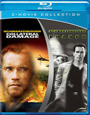 Collateral Damage / Eraser [Blu-ray] DVD, ,