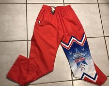 NWT MITCHELL & NESS 1991 NBA All Star Game Warm Up Pants Men's 2XL